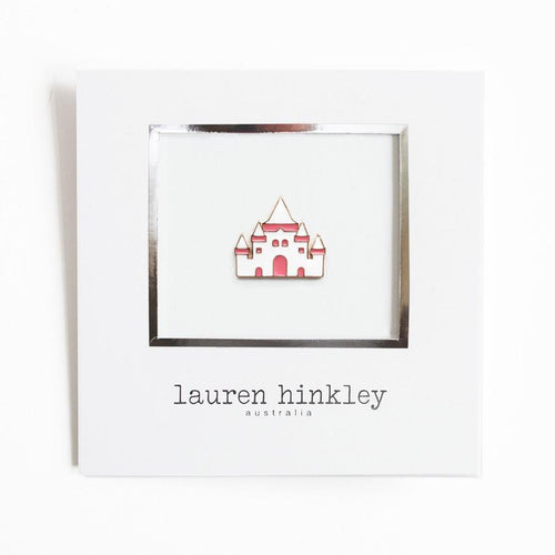 Rainbow Pin by Lauren Hinkley