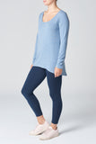 The Long Sleeve Swing Top