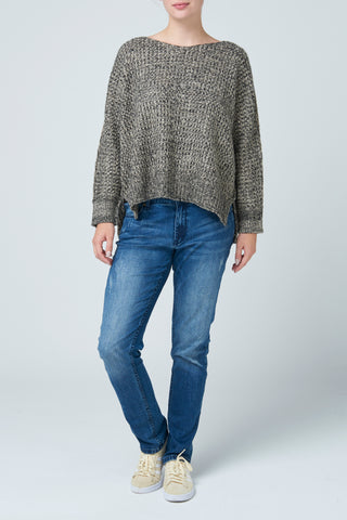 Camel Marle Slouch Sweater