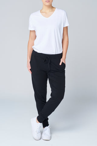 Black Everyday Pant