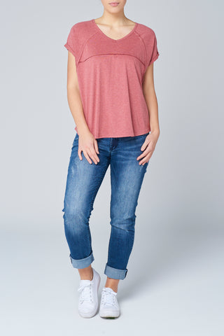 Redwood Marle Slouch Tee
