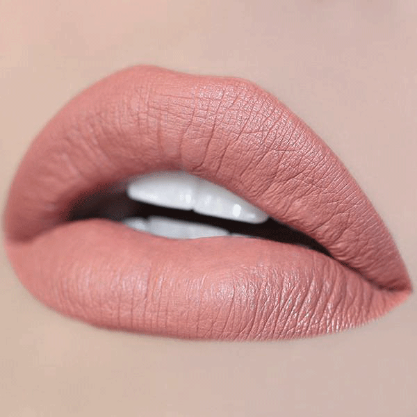 Matte liquid lipstick - Paris - Whitney Marie Hair