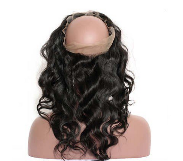 360 Lace frontal Loose wave- Whitney Marie Hair
