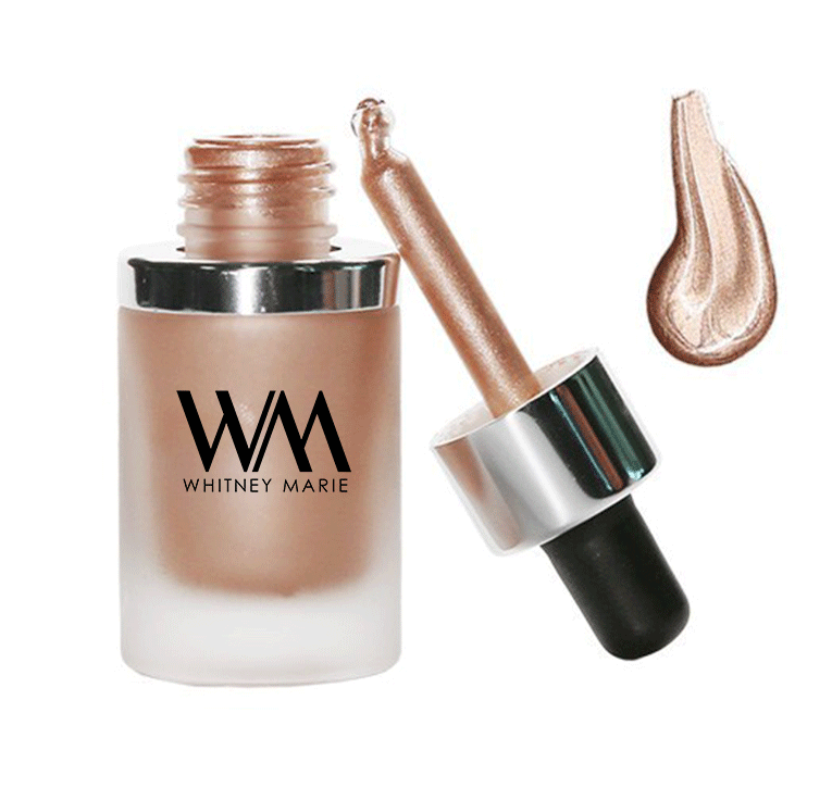 Whitney Marie Liquid Highlighter Drops - Whitney Marie Hair