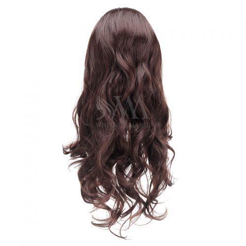 3/4 Wig - Chocolate Brown - Whitney Marie Hair