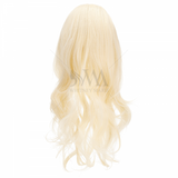 3/4 Wig - Platinum Blonde - Whitney Marie Hair