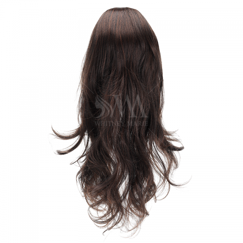 3/4 Wig - Cocoa Blend - Whitney Marie Hair