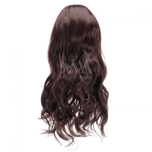 3/4 Wig - Brunette Mix - Whitney Marie Hair