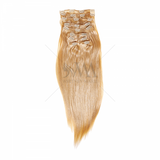 Clip-in Hair Extension (Straight) 613 Blonde - Whitney Marie Hair