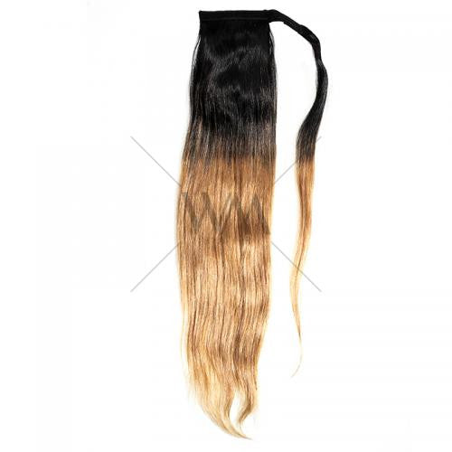 Whitney Marie Wrap & Go Ponytail Balayage Ombre - Whitney Marie Hair