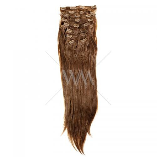 Deluxe Clip-in Hair Extensions 260g #27 - Whitney Marie Hair