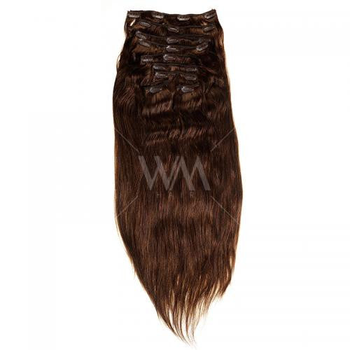 Deluxe Clip-in Hair Extensions 260g #4 - Whitney Marie Hair