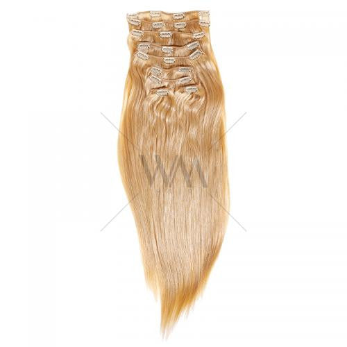 Deluxe Clip-in Hair Extensions 260g #24 - Whitney Marie Hair
