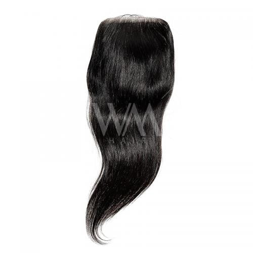 SILK BASE Lace Closure, 4 x 4 Straight, Freestyle - Whitney Marie Hair