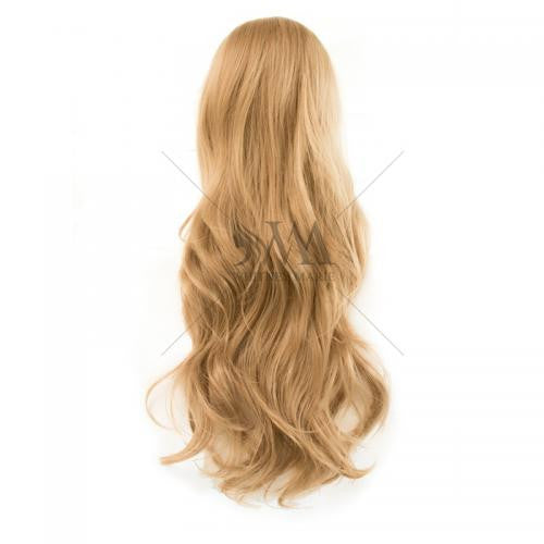 3/4 Wig - Strawberry Blonde - Whitney Marie Hair