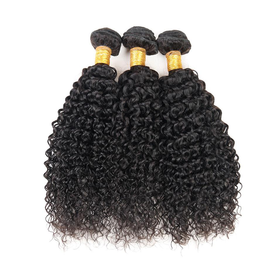 Virgin Malaysian Hair (Kinky Curl) - Whitney Marie Hair