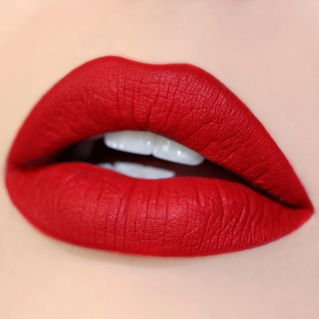 Matte Liquid Lipstick - Madrid - Whitney Marie Hair