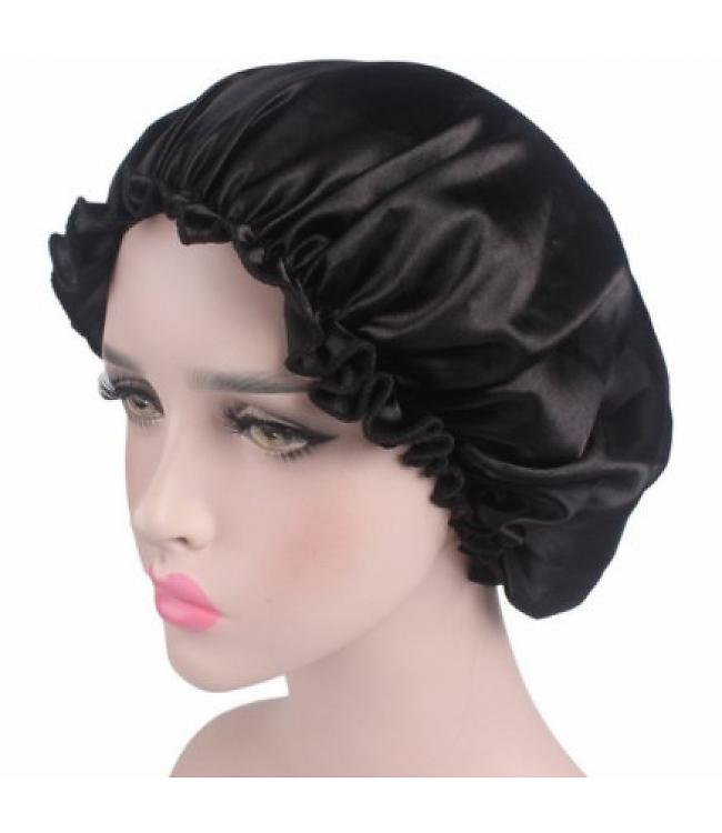 WM Hair Satin Bonnet - Whitney Marie Hair