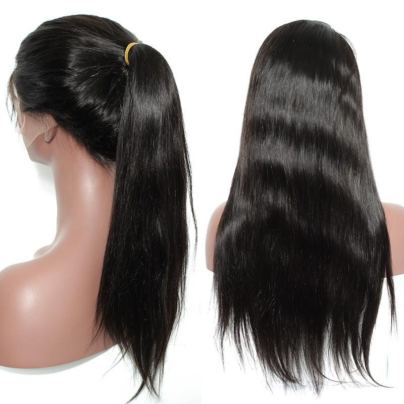 Custom lace closure Wig - Straight