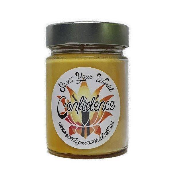 Confidence - Soy Jar Candle