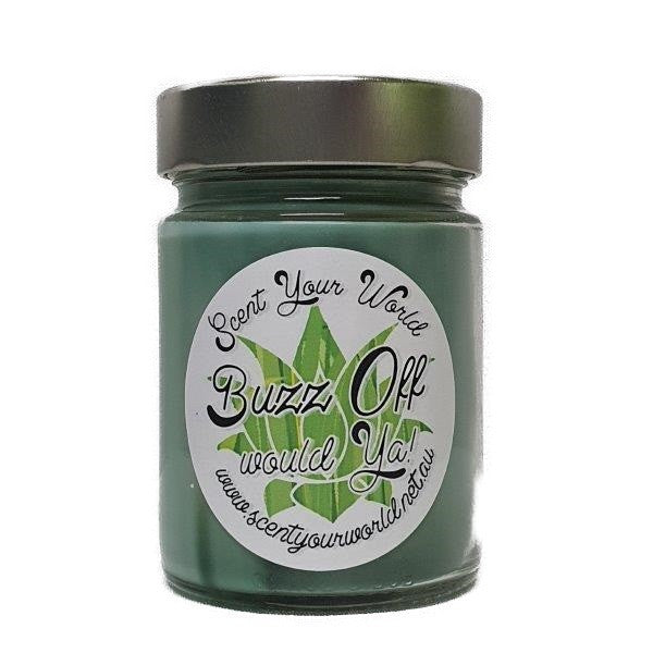 Buzz OFF would ya! - Soy Jar Candle