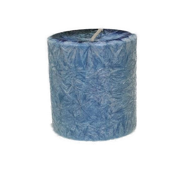 Calm Ya Farm - Small Pillar Candle