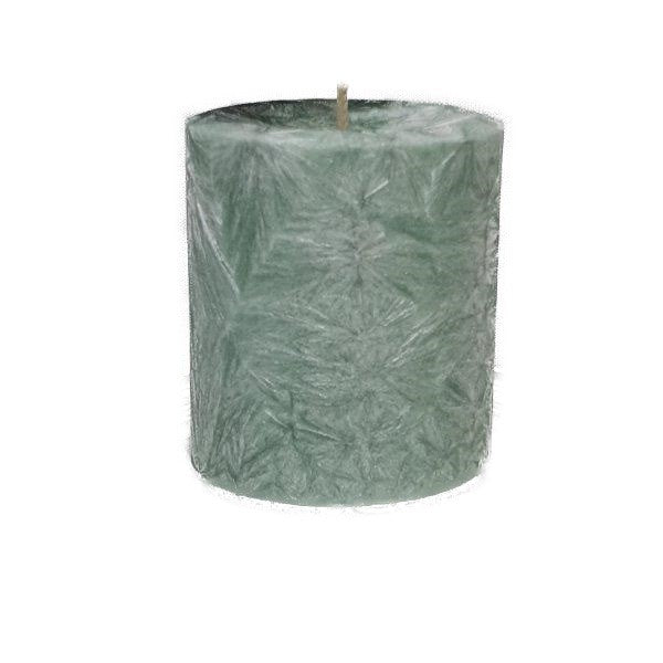 Cool as Cucumber - Small Pillar Candle