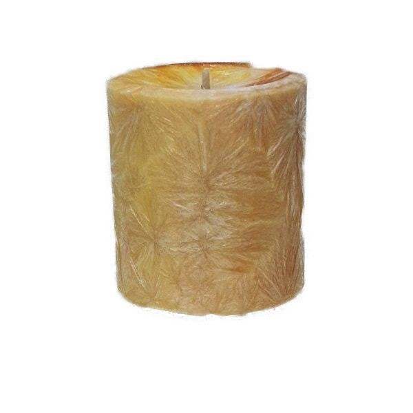 Confidence - Small Pillar Candle