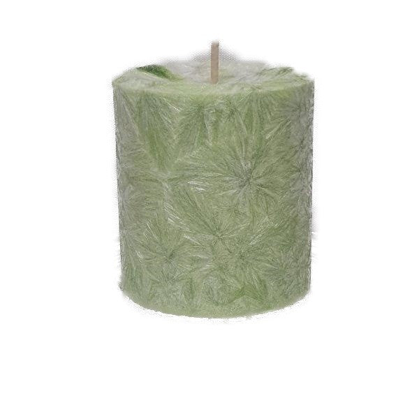 Buzz OFF Would YA! - Small Pillar Candle