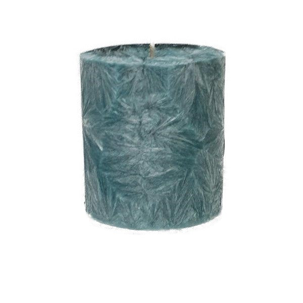 Crystal Visions - Small Pillar Candle