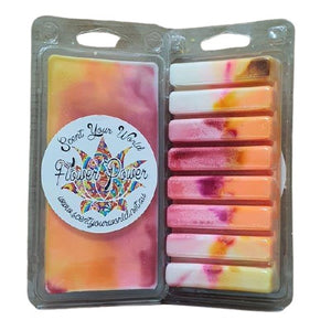 Flower Power - Soy Wax Melts 8 Pack