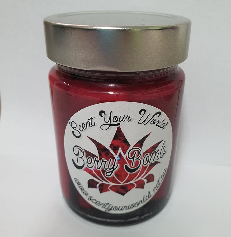 Beloved - Soy Jar Candle