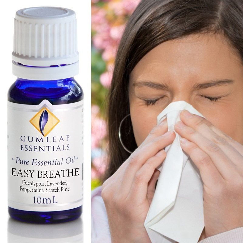 Easy Breathe - 100% Pure Essential Oil Blend