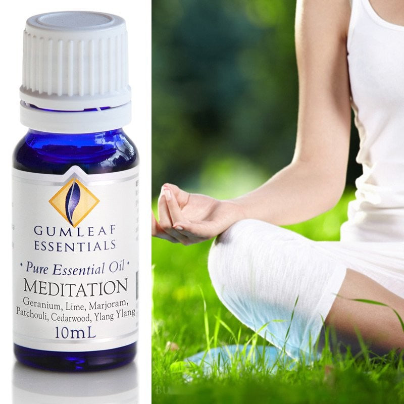 Meditation - 100% Essential Oil Blend