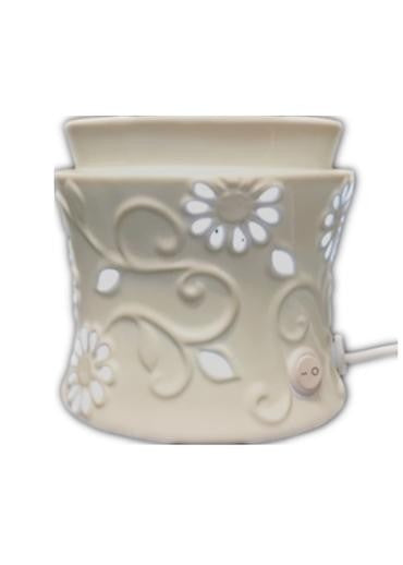 Electric Wax Warmer - Flower LED