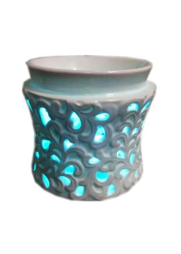 Electric Wax Warmer - Flower - LED