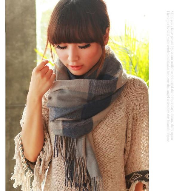 Women's Cashmere Scarf - Aesthetic Outfits
