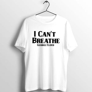 I Can't Breathe Artwork Tee - Aesthetic Outfits