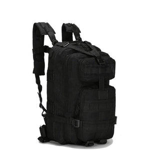 25L Tactical Backpack - Molle Pack Climbing Bags - Aesthetic Outfits