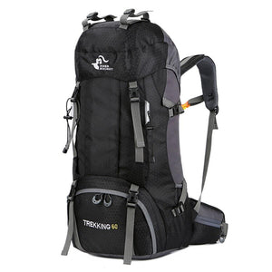 50L & 60L Tactical Sport Backpack Bag - Aesthetic Outfits