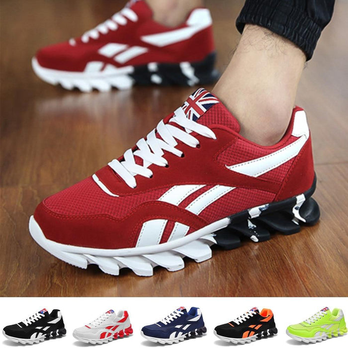 Aesthetic Breathable Running Shoes - Aesthetic Outfits