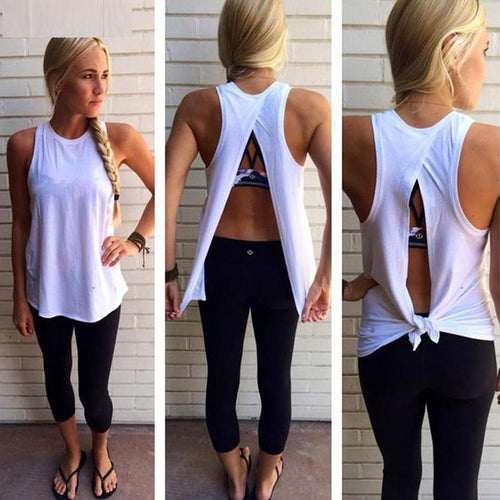 Back Split O Neck Blouse - Aesthetic Outfits