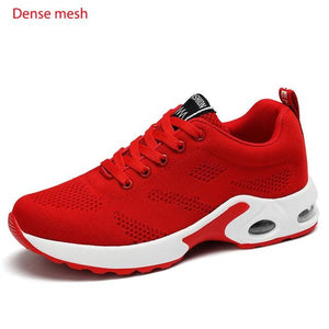 Breathable Mesh Running Shoes - Aesthetic Outfits