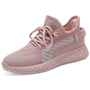 Breathable Women's Sports Shoes - Aesthetic Outfits