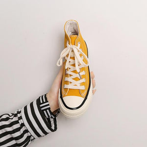 Casual Fashion Women Sneakers - Aesthetic Outfits