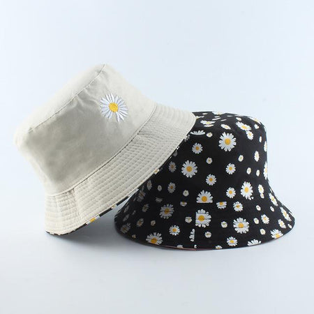 Cotton Bucket Hat - Aesthetic Outfits