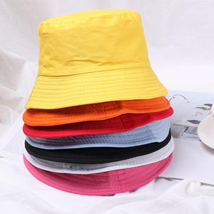 Foldable Bucket Hat - Aesthetic Outfits