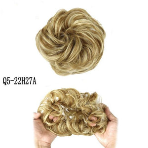Girl's Synthetic Hair Ponytails - Aesthetic Outfits