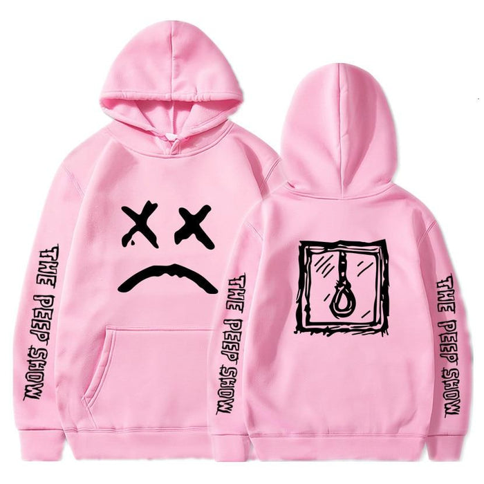 Hip Hop Hoodies | Cry Baby Hood - Aesthetic Outfits