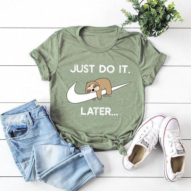 Funny Cartoon T-Shirt - Aesthetic Outfits